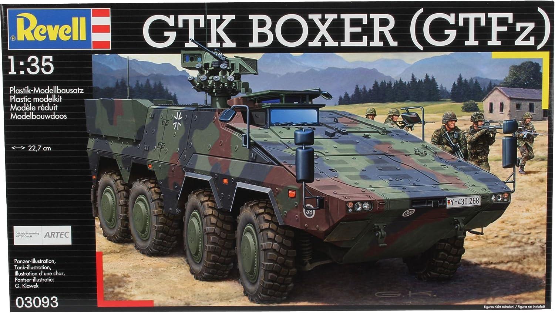 german deutsche Bundeswehr BOXER MRAV in 1:35 Hobby Boss 82480