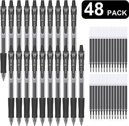 Shuttle Art - Pack 360 de bolígrafos de gel: Amazon.es: Oficina y papelería
