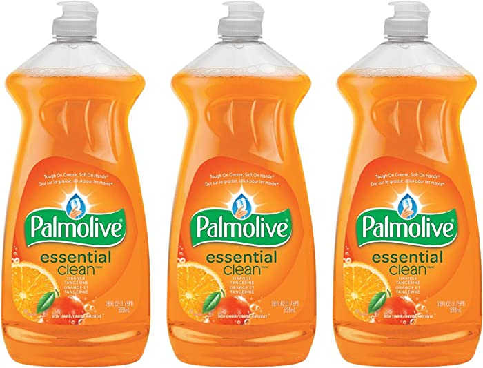 Top 10 Palmolive Eco Dishwasher Liquid Detergent Citrus Apple Splash