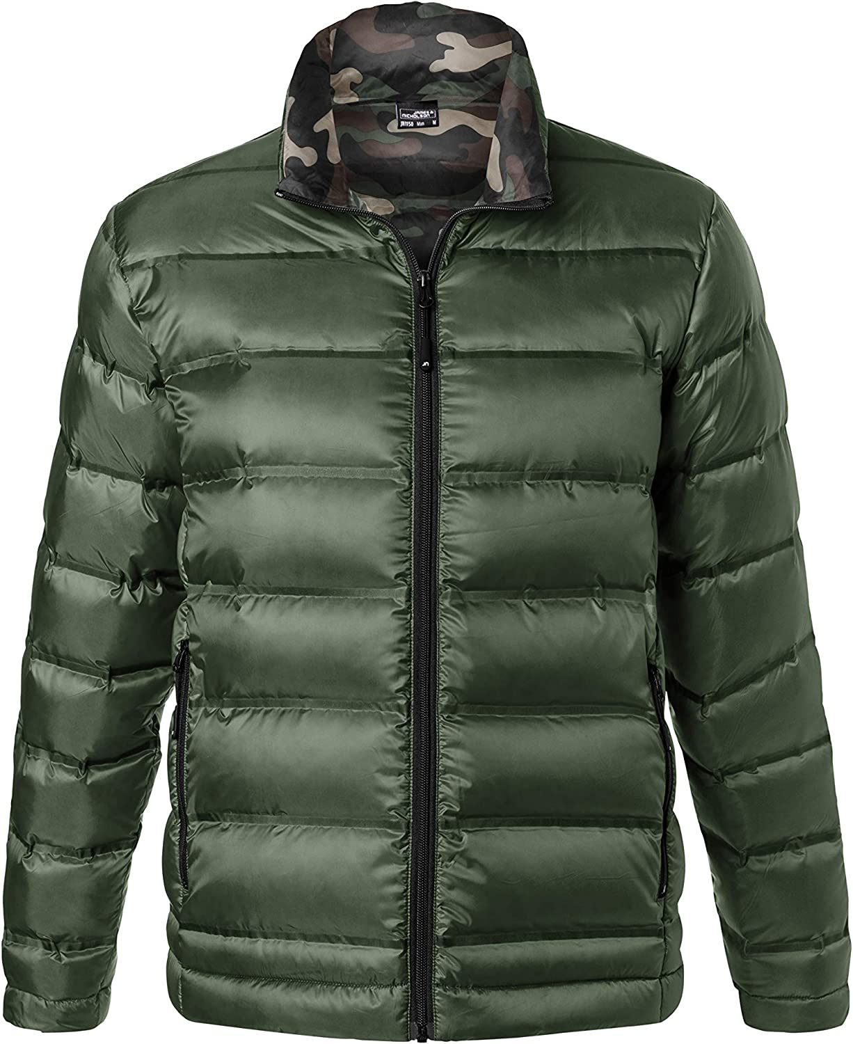James /& Nicholson Mens Padded Jacket Chaqueta para Hombre