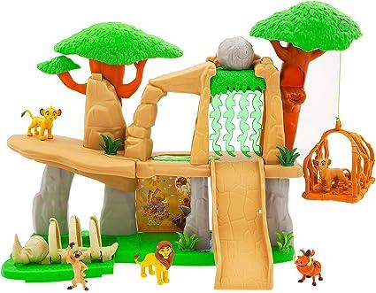 Amazon.com: Disney The Lion King Pride Lands - Juego de mesa ...