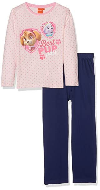 Leomil Fashion Long Pyjama, Conjuntos de Pijama para Niñas: Amazon.es: Ropa y accesorios