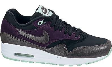 pretty nice d755d fa3dc Nike WMNS Air Max 1 Essential - BlkAnthracite - Purple - (Femmes)