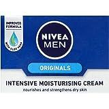 Nivea Men Originals Intensive Moisturising Cream, 50 ml - Pack of 3