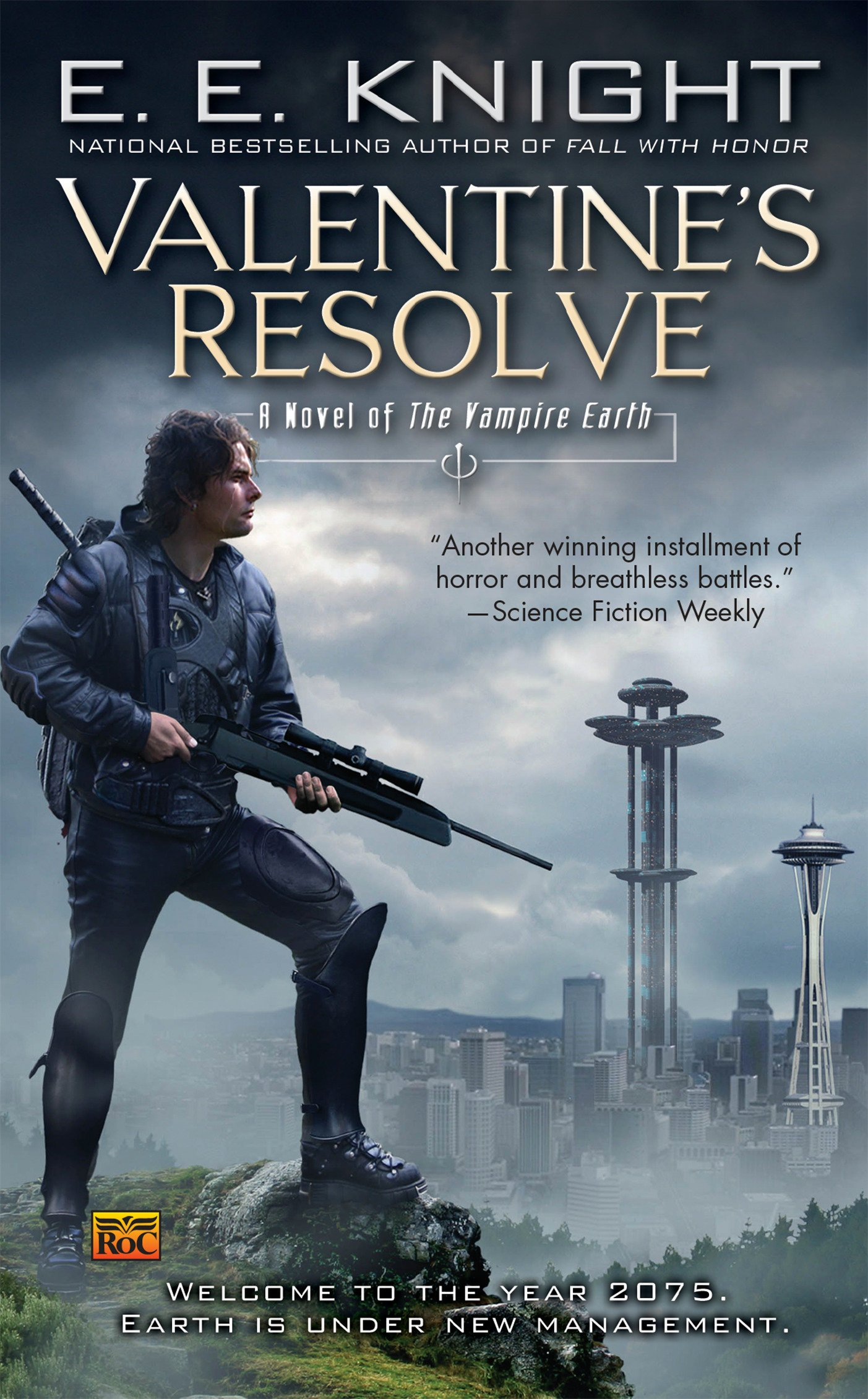 Valentine's Resolve (Vampire Earth, Book 6) pdf epub