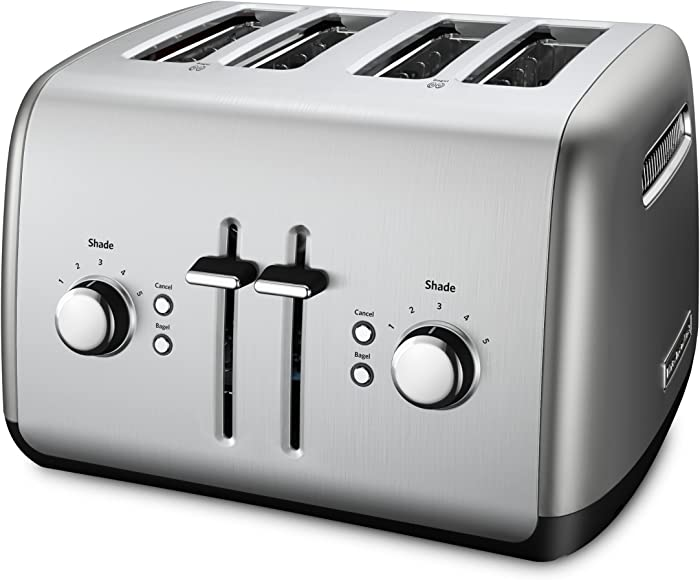 Top 10 Kitchenaide Proline Four Slice Toaster