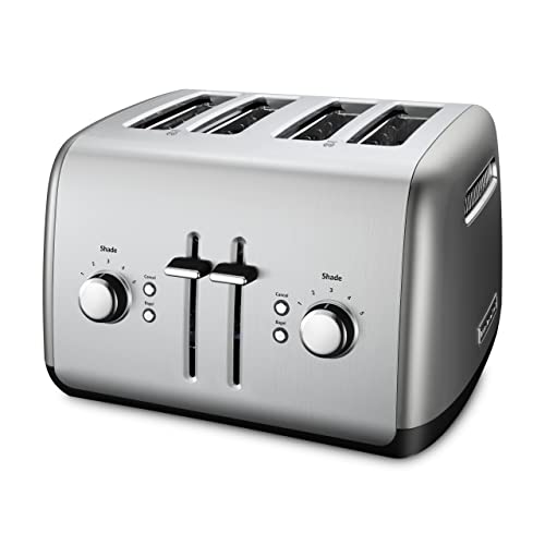 KitchenAid Kmt4115cu 4-Slice Toaster Review