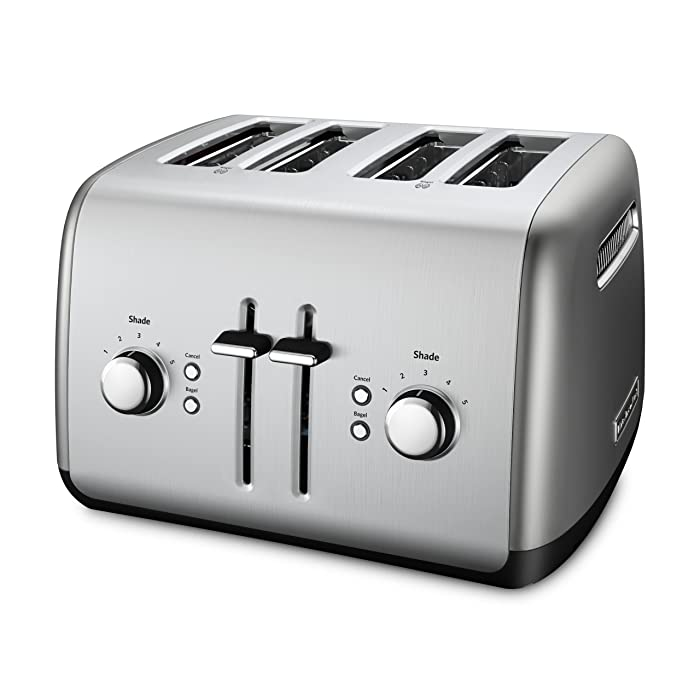 Top 10 Four Slice Toaster Kitchen Aid