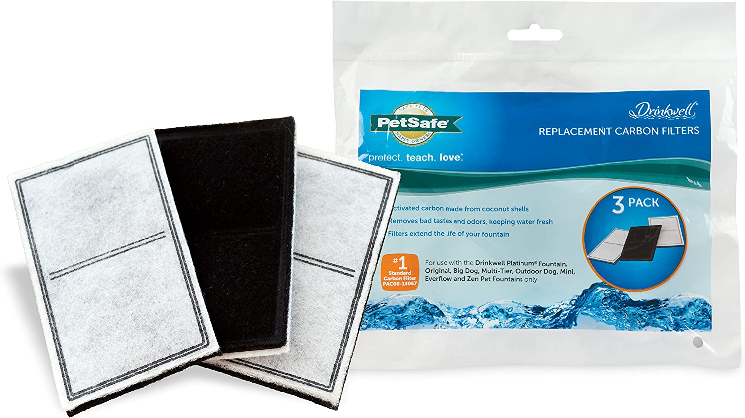 Max//Mini Replacement filter Pack