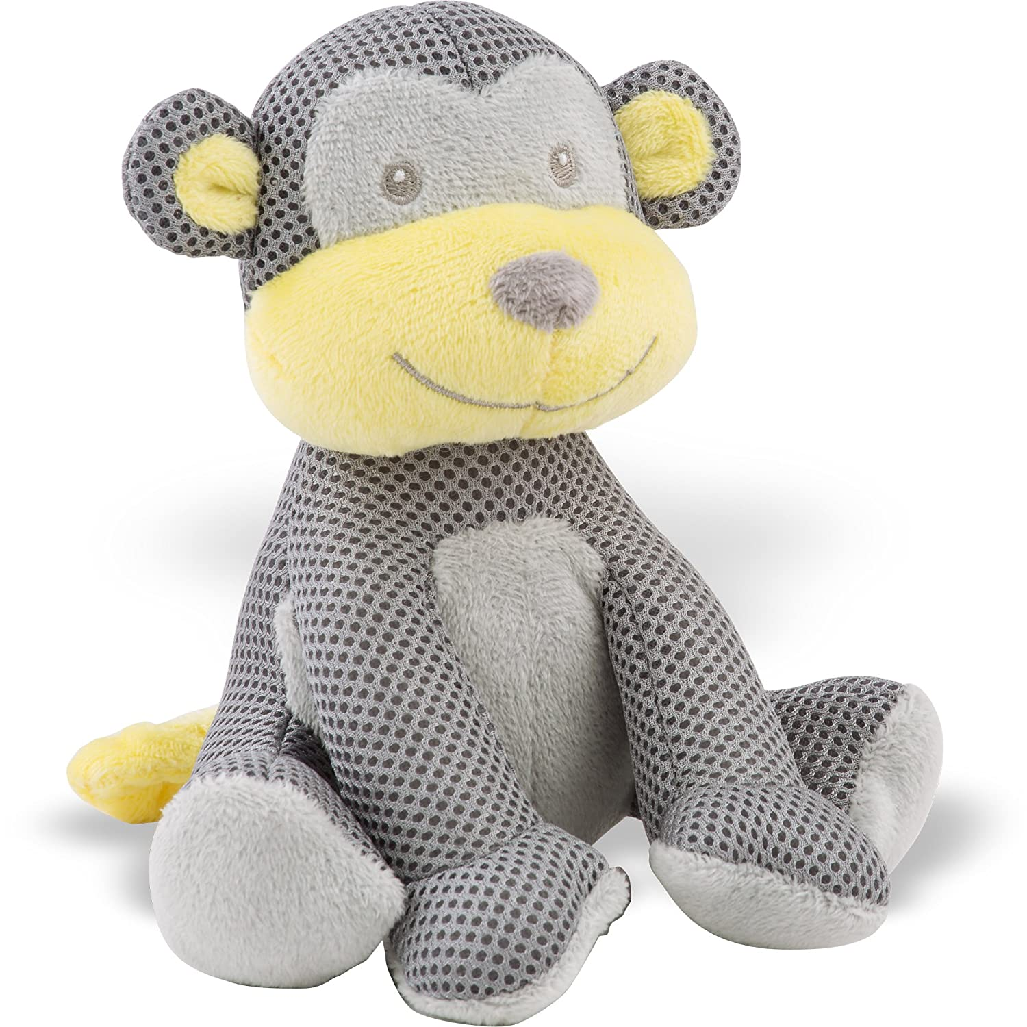 BreathableBaby Breathables Soft Toy Monkey Amazon Baby