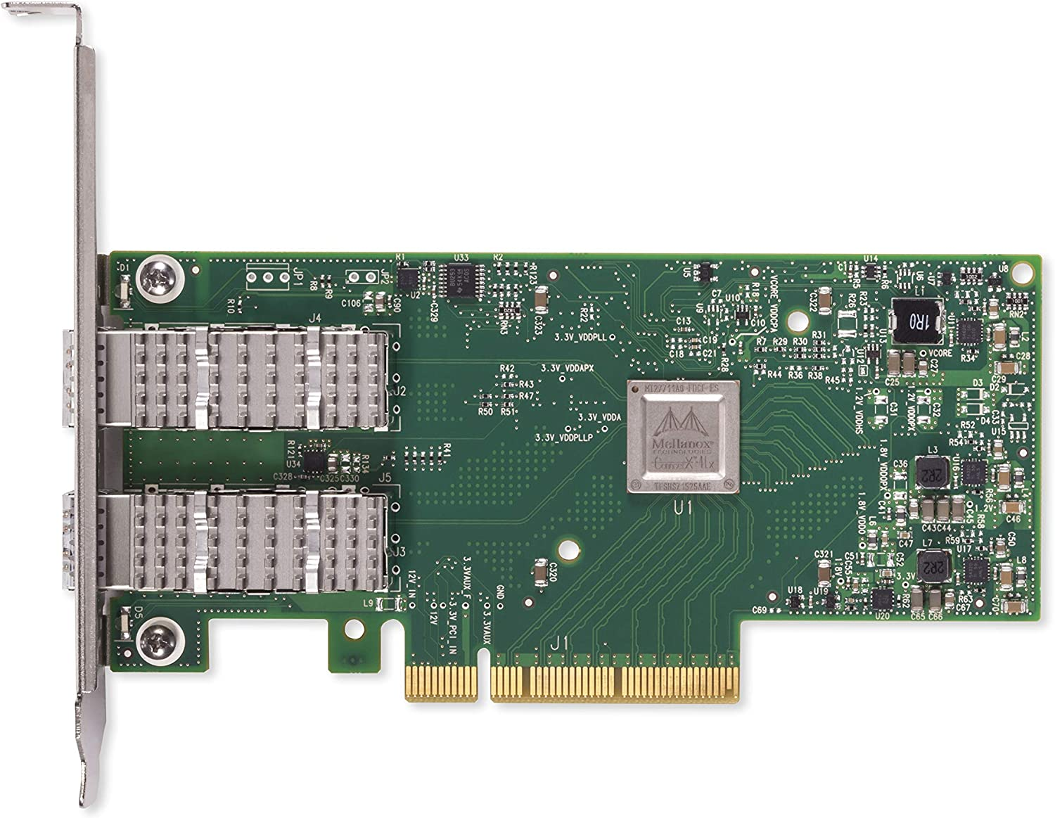 Mellanox ConnectX-4 Lx EN PCIe 3.0 x8-25 Gigabit Ethernet x 2 Netzwerkadapter