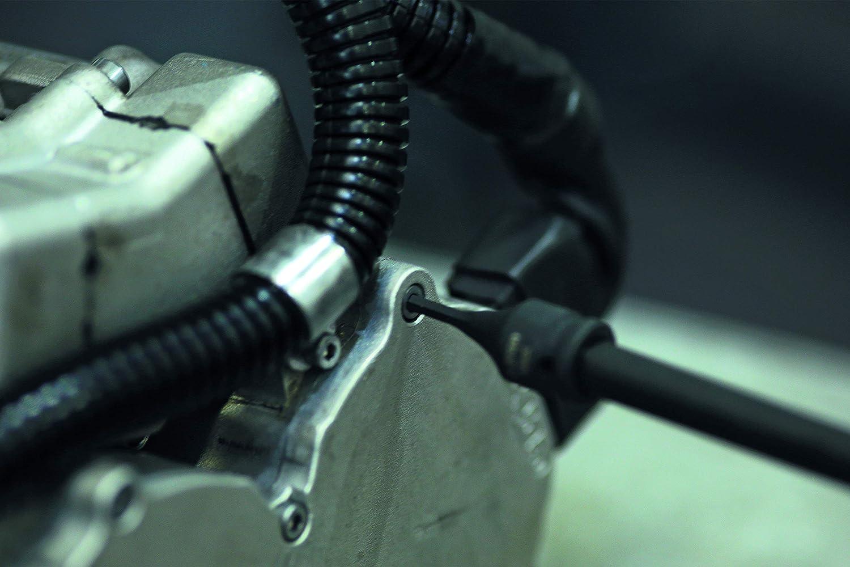 Laser Tools 7838 Impact Hex Key Set 1//4 D 10pc