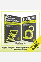 Agile Project Management & Scrum QuickStart Guides Audible Audiobook