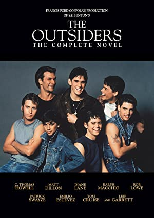 Amazoncom Watch The Outsiders Complete Novel Prime Video