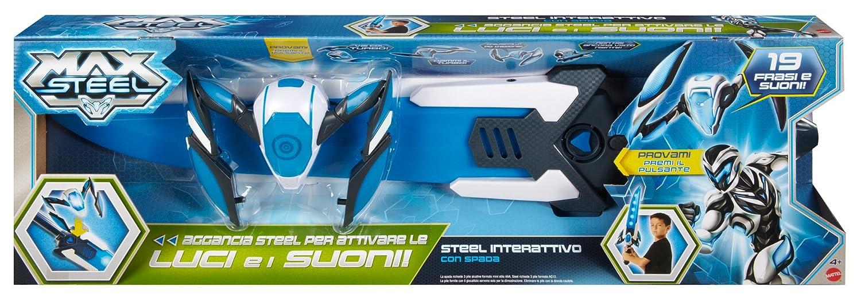 Mattel BCT41 Max Steel - Espada turbo [Importado de Italia]: Amazon.es: Juguetes y juegos