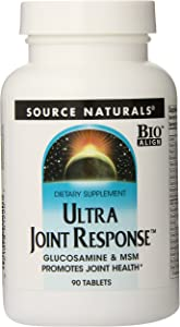 Source Naturals Ultra Joint Response, 90 Tablets