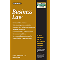 Business Law (Barron's Business Review)