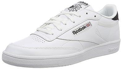 efa210ef23851 Reebok Women s Club C 85 Emboss Gymnastics Shoes