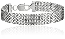 Italian Mesh Bracelet - What To Get Your Girlfriend For Christmas