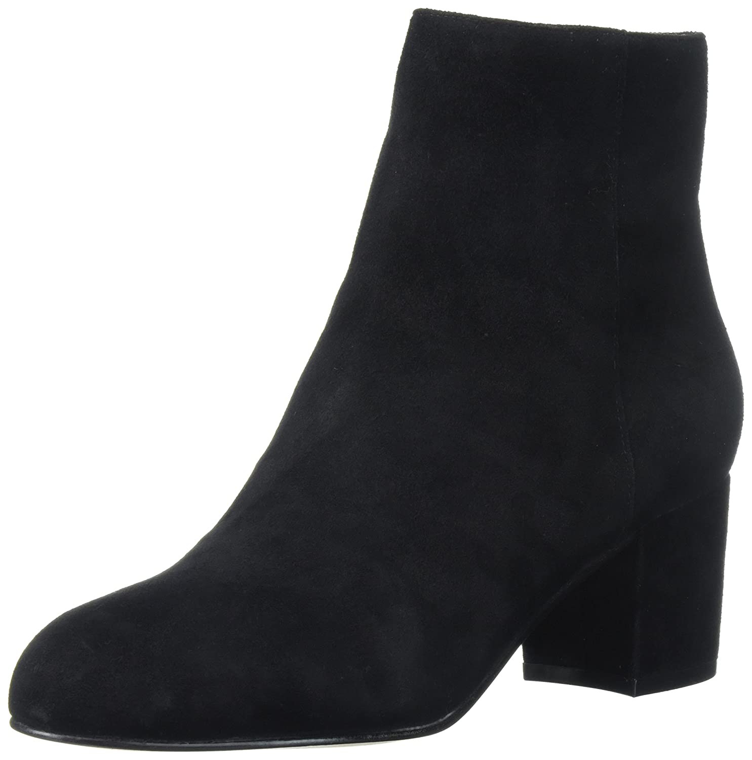 ALDO Women's Ciredia Ankle Bootie B072ND2B4B 8.5 B(M) US|Black Suede