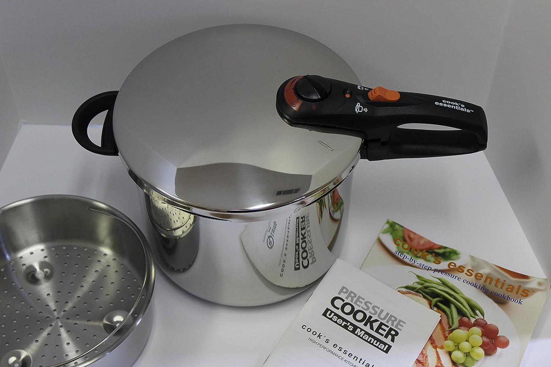 Cooks Essential Pressure Cooker