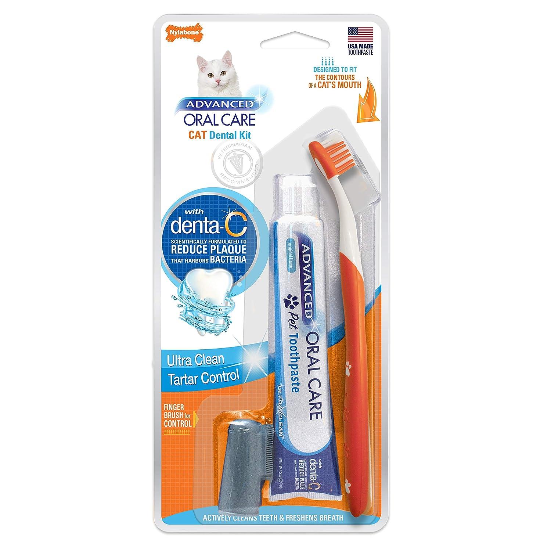 Nylabone Advanced Oral Dental Cat Kit
