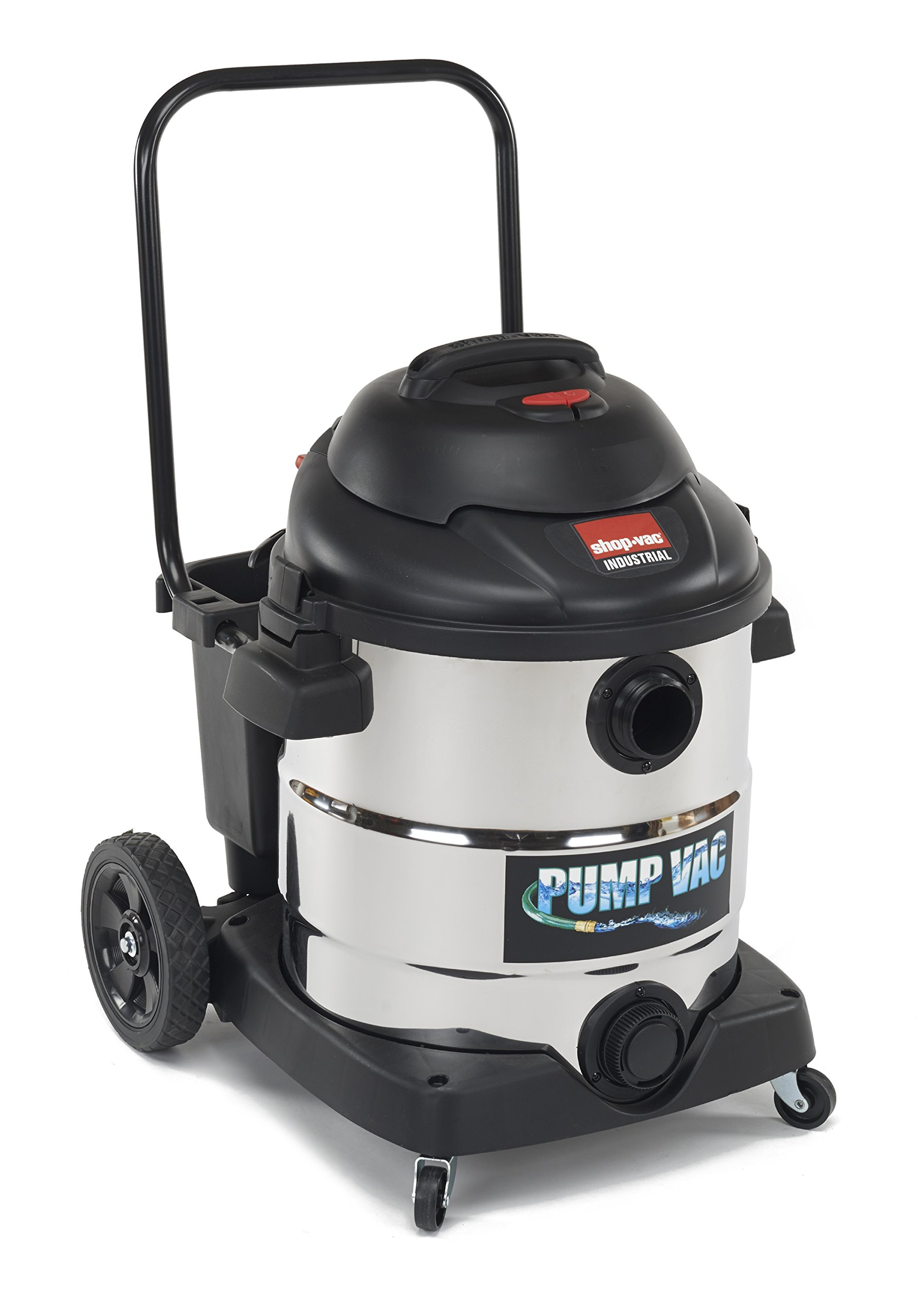 Shop-Vac 9604810 6.5 Peak HP Wet Dry Vacuum with Built in Pump, 14-Gallon by Shop-Vac