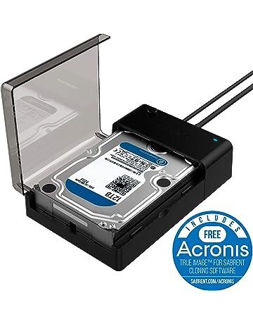 "2.5/"" to 3.5/"" SSD HDD Mounting Hard Drive Aluminum EVA Adapter Desktop PC Bracket"