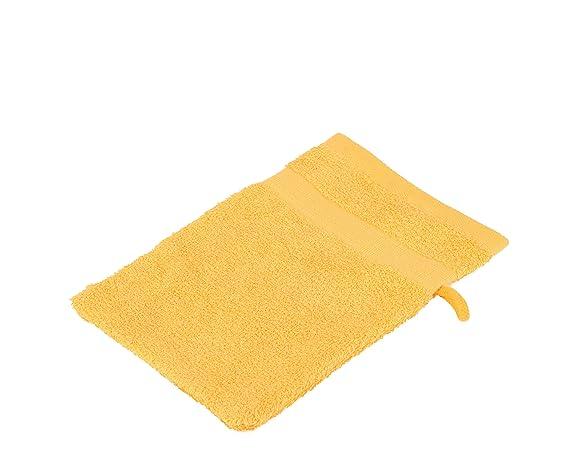 Gözze 550-0764-A4 - Juego de toallas de mano (algodón 100%, de calidad, 550 g/m², tejido 100% ecológico, 2 unidades), color naranja: Amazon.es: Hogar