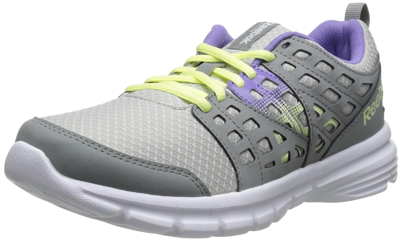 Reebok Women's Speed Rise Running Shoe B00L1W7P4U 7.5 B(M) US|Steel/Flat Grey/Lush Orchid/Citrus Glow/White