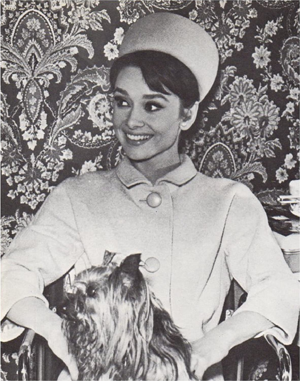 Audrey Hepburn 8x10 Photo.
