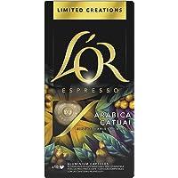 L'OR Espresso Koffiecups Limited Creations Catuai (100 Lungo Koffie Capsules, Geschikt voor Nespresso* Koffiemachines…