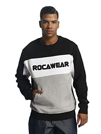 3f3deb341 Rocawear Homme Hauts / Sweat & Pull Ilias: Amazon.fr: Vêtements et ...