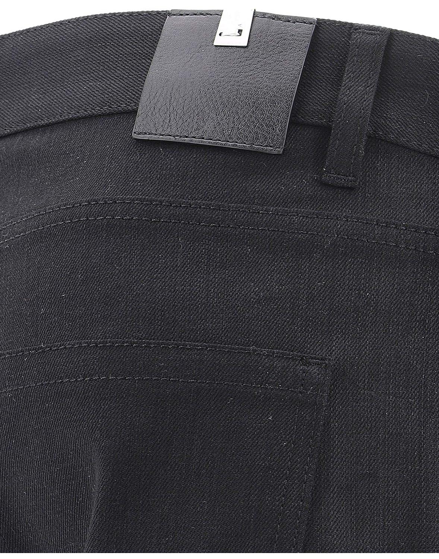 698fa98867c2 Alyx Men's AAMPA0019A001001 Black Black Black Cotton Jeans b91250 ...