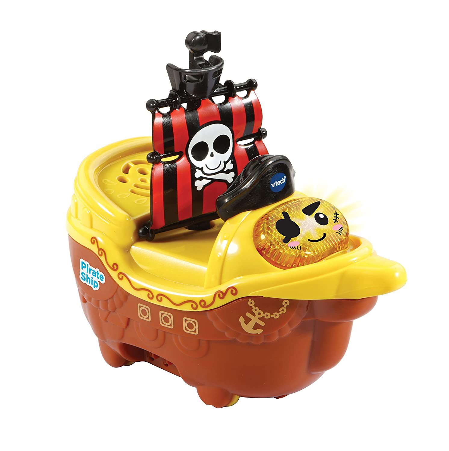 VTech 509703 Toot Splash Pirate Ship