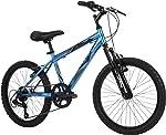 Huffy Kids Hardtail Mountain Bike for Boys, Stone Mountain 20 inch