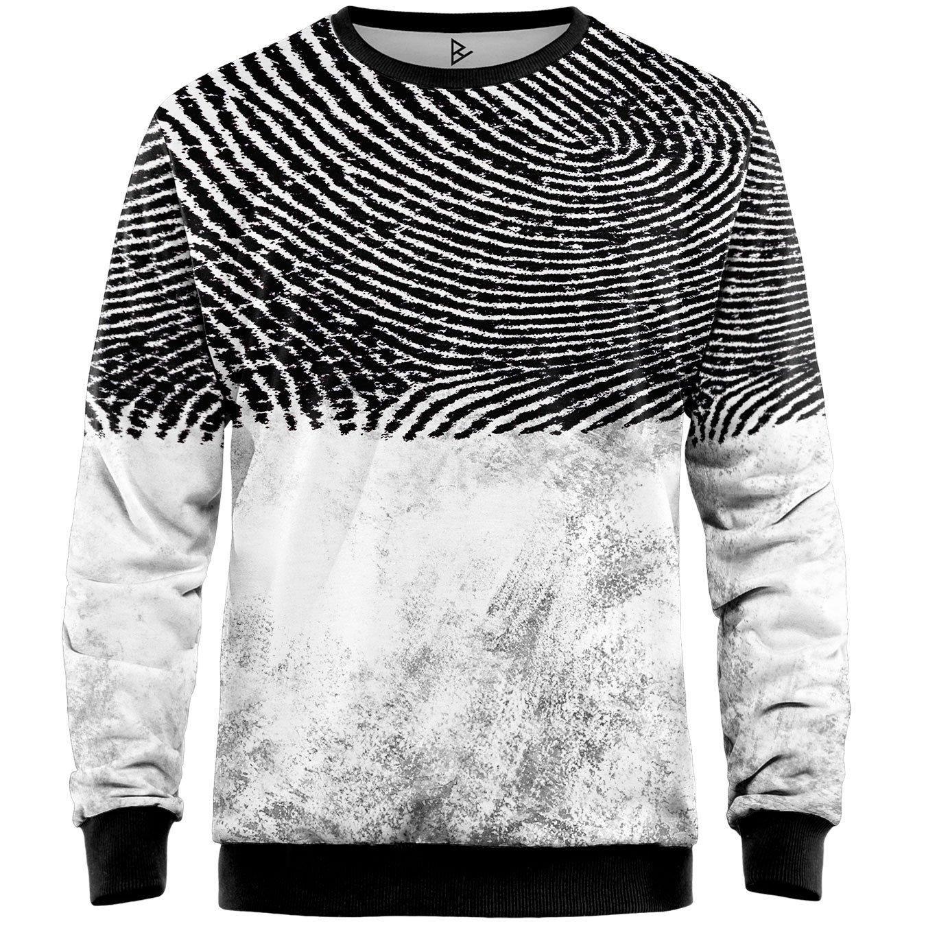 Blowhammer - Sweatshirt Herren - Fingerprint SWT