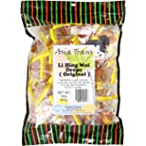 Li Hing Mui Drops (Golden Plum) (16 Oz Bag)