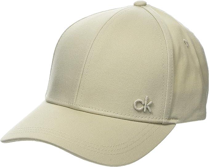 Calvin Klein CK Baseball Cap Gorra de béisbol, Gris (Cement 000 ...