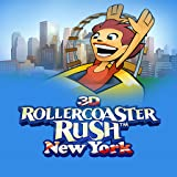 3D Rollercoaster Rush New York