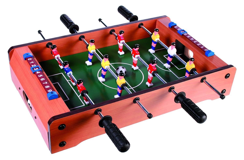 Sonstige-Futbolín de Madera, Kicker, Multicolor (63/3014): Amazon ...