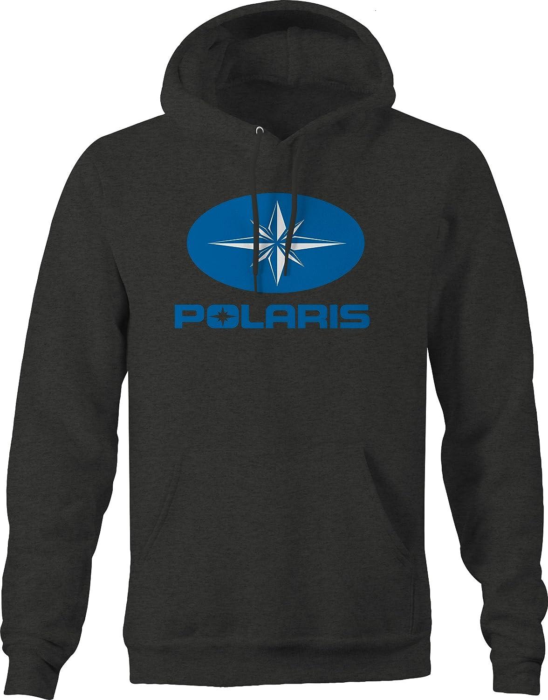 Polaris Blue Star Motorsports Motorcycles Off Road Sweatshirt