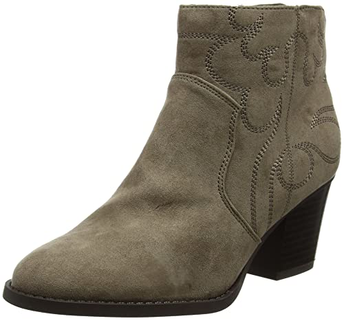 New Look Wide Foot Cowboy, Botas para Mujer