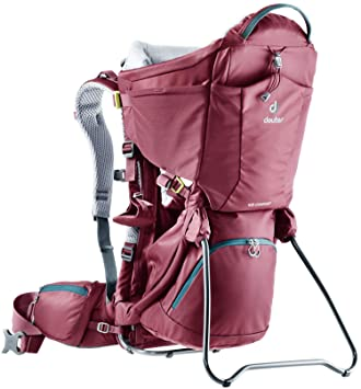 1c43f4a6db4 Amazon.com  Deuter Kid Comfort - Child Carrier Backpack