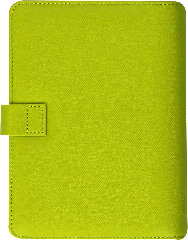 Blu Aqua colore Anno 2015 Filofax Saffiano Organizzatore personale