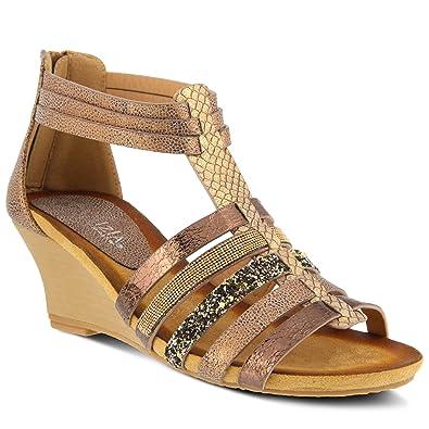3853edbf8 Amazon.com  PATRIZIA Women s Hana Slingback Sandal  Shoes