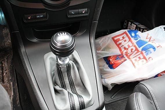 Amazon.com: RedlineGoods Ford Fiesta 2011-16 bota/funda para palanca de cambios 1 de: Automotive