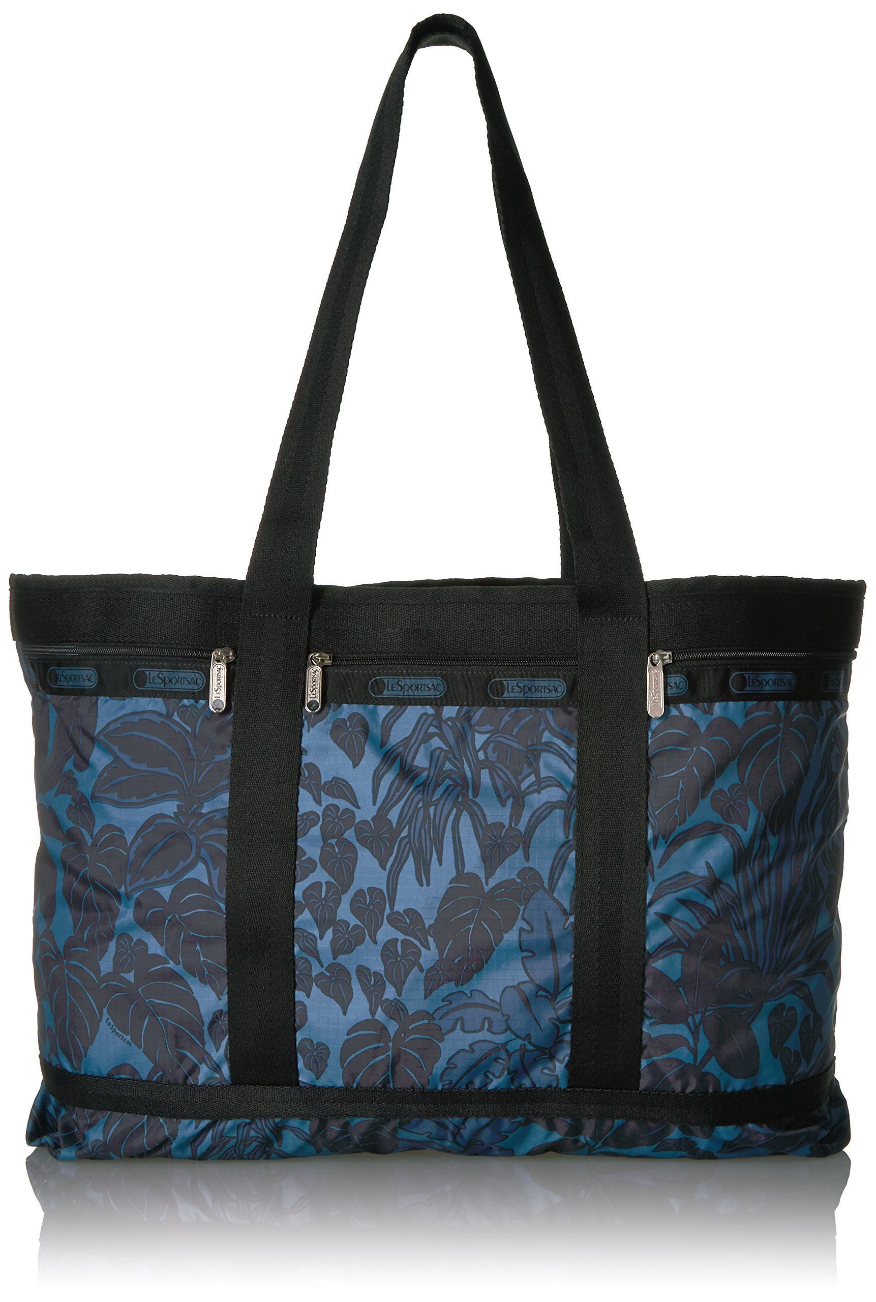 LeSportsac Classic Travel Tote, Midnight Tropical