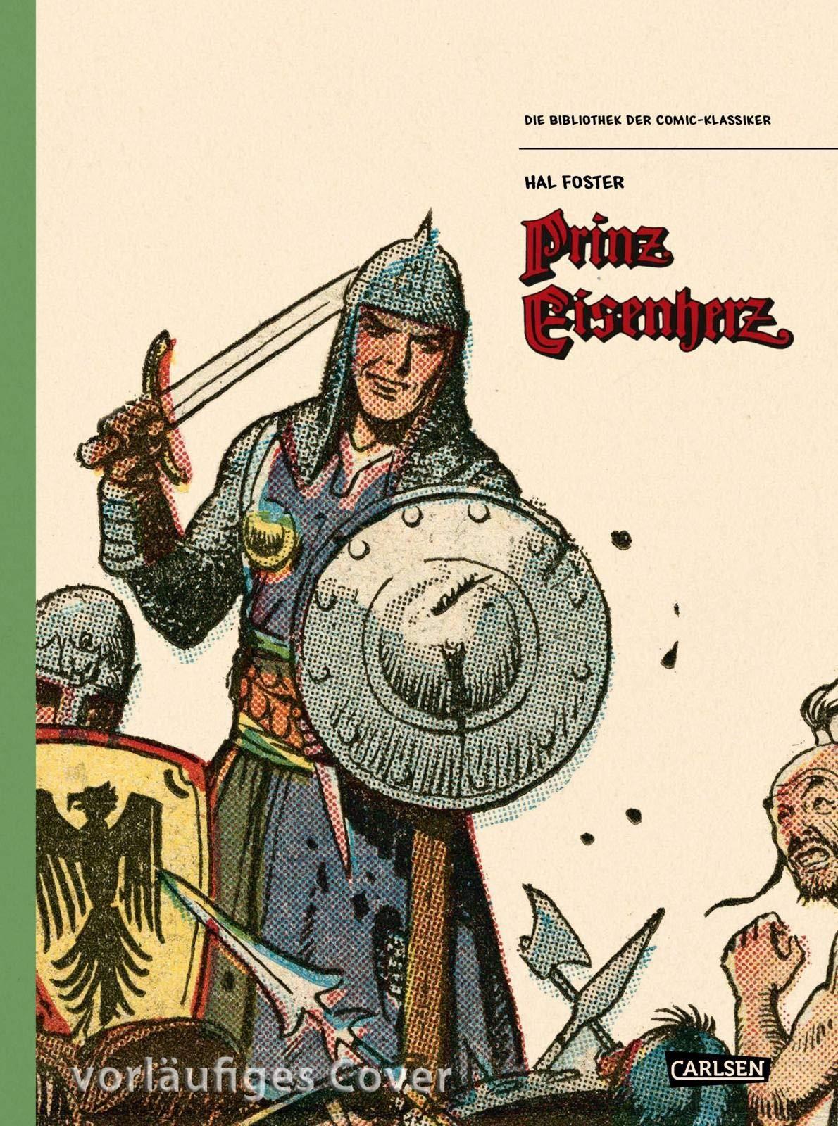 Die Bibliothek Der Comic Klassiker  Prinz Eisenherz