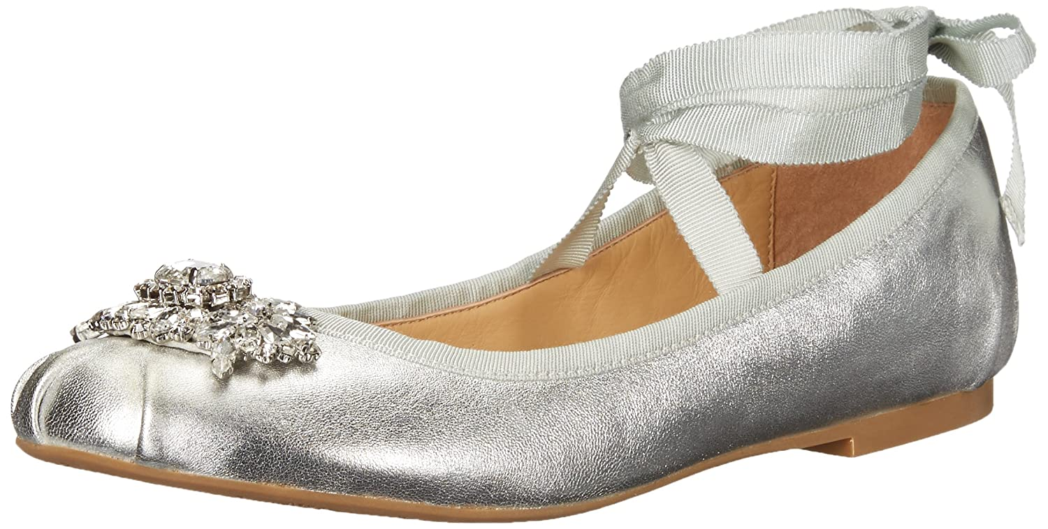 Badgley Mischka Women's Karter II Ballet Flat MP3731B